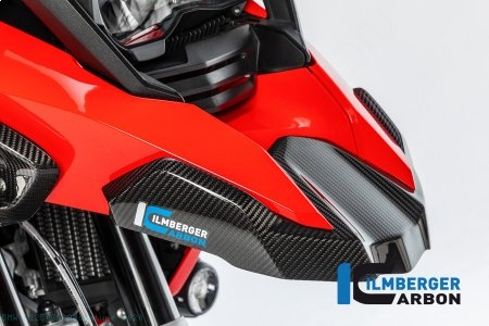 Carbon Fiber Front Beak Fender Extension by Ilmberger Carbon BMW / R1250GS Adventure / 2020