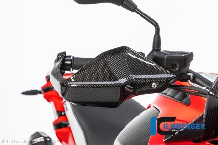 Carbon Fiber Handguard by Ilmberger Carbon BMW / R1250GS Adventure / 2019
