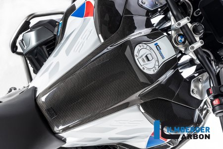 Carbon Fiber Tank Cover by Ilmberger Carbon