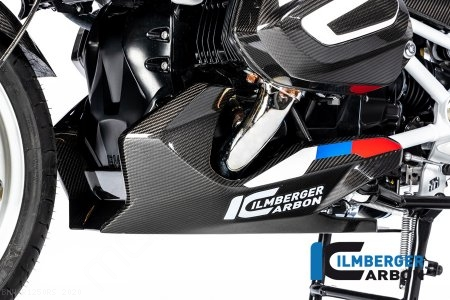 Carbon Fiber Bellypan by Ilmberger Carbon BMW / R1250RS / 2020