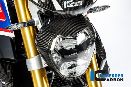 Carbon Fiber Headlight Surround by Ilmberger Carbon