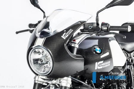 Carbon Fiber Front Fairing by Ilmberger Carbon BMW / R nineT / 2018
