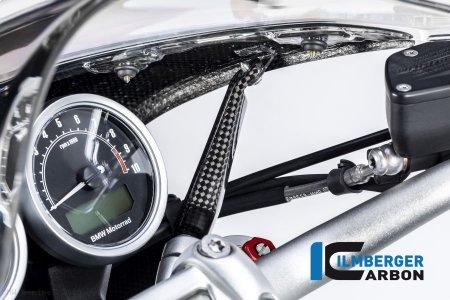 Carbon Fiber Front Fairing Holder Kit by Ilmberger Carbon BMW / R nineT / 2019