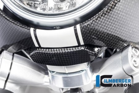 Carbon Fiber Front Fairing Holder Kit by Ilmberger Carbon BMW / R nineT / 2016