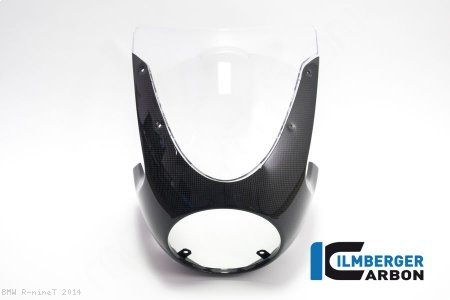 Carbon Fiber Front Fairing by Ilmberger Carbon BMW / R nineT / 2014