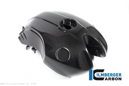 Carbon Fiber Gas Tank by Ilmberger Carbon BMW / R nineT Urban GS / 2019