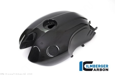 Carbon Fiber Gas Tank by Ilmberger Carbon BMW / R nineT Urban GS / 2018