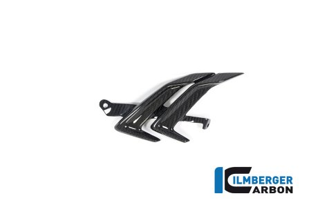Carbon Fiber Right Side Air Outlet by Ilmberger Carbon