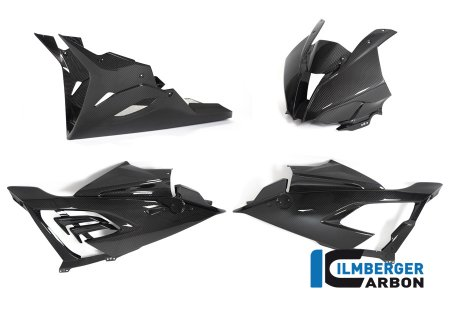 Carbon Fiber RACE VERSION Fairing Kit by Ilmberger Carbon
