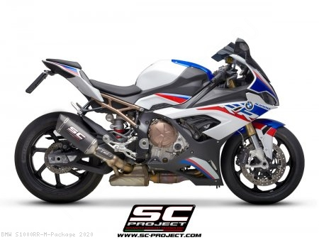 SC1-M Exhaust by SC-Project BMW / S1000RR M Package / 2020