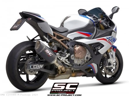 SC1-R Exhaust by SC-Project BMW / S1000RR M Package / 2020