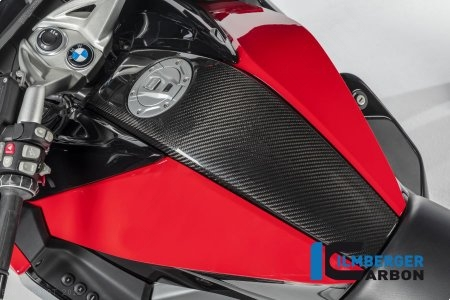 Carbon Fiber Tank Cover by Ilmberger Carbon BMW / K1600GT / 2012