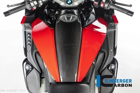 Carbon Fiber Tank Cover by Ilmberger Carbon BMW / K1600GT / 2019