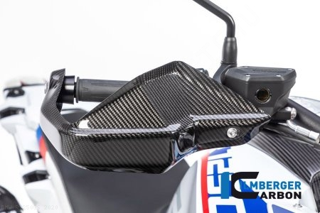 Carbon Fiber Handguard by Ilmberger Carbon BMW / R1250GS / 2020