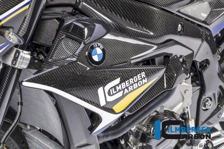 Carbon Fiber Left Side Fairing Panel by Ilmberger Carbon BMW / S1000R / 2018