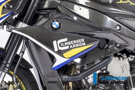 Carbon Fiber Left Side Fairing Panel by Ilmberger Carbon BMW / S1000R / 2013