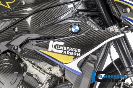 Carbon Fiber Right Side Fairing Panel by Ilmberger Carbon BMW / S1000R / 2014
