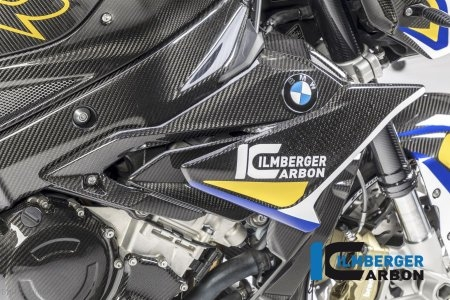 Carbon Fiber Right Side Fairing Panel by Ilmberger Carbon BMW / S1000R / 2017