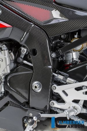 Carbon Fiber Sprocket Cover by Ilmberger Carbon BMW / S1000R / 2017