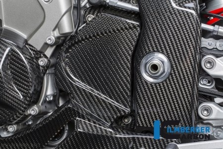 Carbon Fiber Sprocket Cover by Ilmberger Carbon BMW / S1000RR / 2017