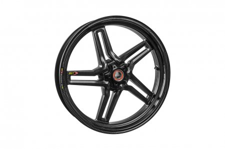 Carbon Fiber Rapid Tek Wheel SET by BST