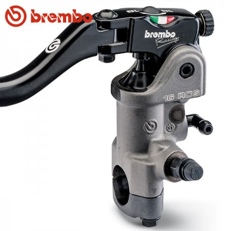 Brembo 17 RCS Clutch Master Cylinder Lever