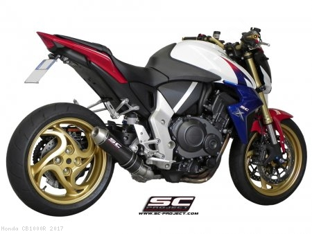 GP EVO De Cat Exhaust By SC Project Honda CB1000R 2017 H01 14