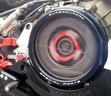 Wet Clutch Inner Pressure Plate Ring by Ducabike Ducati / 1199 Panigale R / 2014