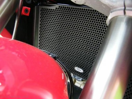 Radiator Guard by Evotech Performance Ducati / 848 EVO / 2010
