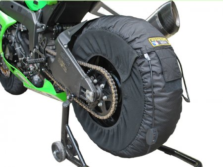 Dual Temp Gen III Tire Warmers by Woodcraft