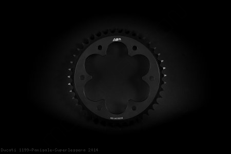 6 Hole Quick Change 525 Sprocket Ring Gear by AEM Factory Ducati / 1199 Panigale Superleggera / 2014