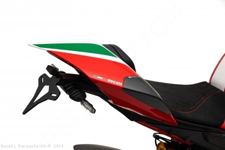 Carbon Fiber Street Version Tail Slider Kit by Strauss Carbon Ducati / Panigale V4 R / 2020