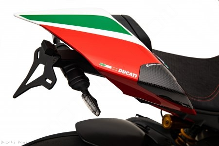 Carbon Fiber Street Version Tail Slider Kit by Strauss Carbon Ducati / Panigale V4 R / 2019