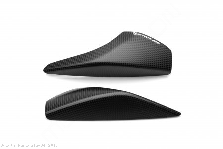 Carbon Fiber Street Version Tail Slider Kit by Strauss Carbon Ducati / Panigale V4 / 2019