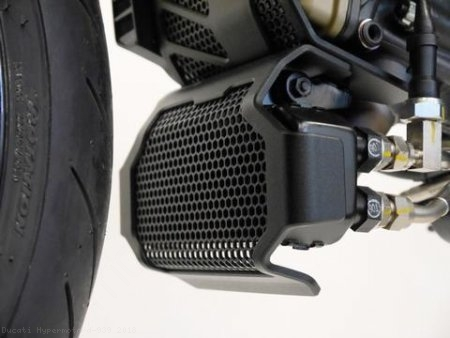 Oil Cooler Guard by Evotech Performance Ducati / Hypermotard 939 / 2018