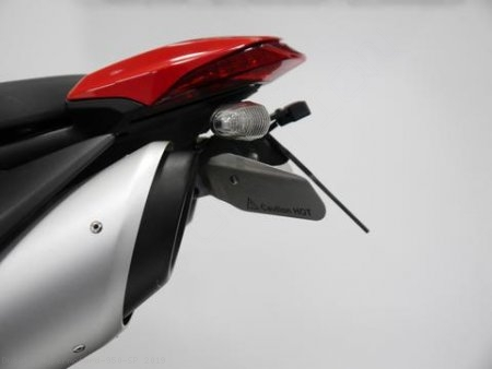 Tail Tidy Fender Eliminator by Evotech Performance Ducati / Hypermotard 950 SP / 2019