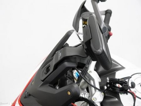 Garmin GPS Mount by Evotech Performance Ducati / Multistrada 1200 S / 2015