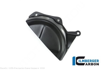 Carbon Fiber Alternator Cover by Ilmberger Carbon Ducati / 1199 Panigale Superleggera / 2014