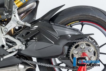 Carbon Fiber Swingarm Cover by Ilmberger Carbon Ducati / 1299 Panigale S / 2017