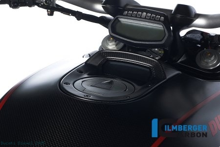 Carbon Fiber Instrument Gauge Cover by Ilmberger Carbon Ducati / Diavel / 2015