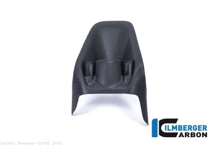 Carbon Fiber Ignition Switch Cover by Ilmberger Carbon Ducati / Monster 1200S / 2018