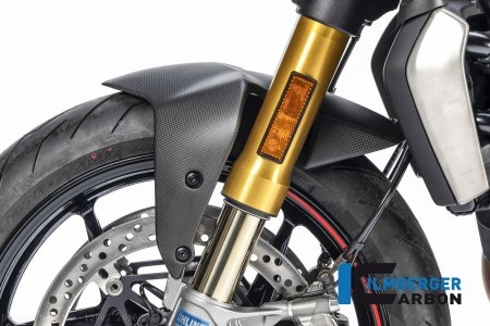 Carbon Fiber Front Fender by Ilmberger Carbon Ducati / Monster 1200S / 2016