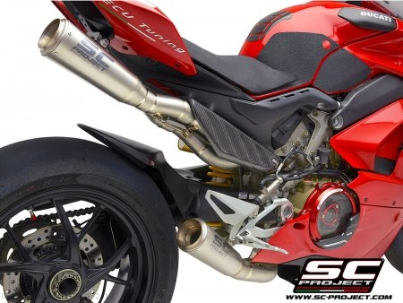 S1-GP Exhaust by SC-Project Ducati / Panigale V4 S / 2019