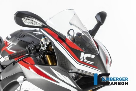 Carbon Fiber Front Fairing by Ilmberger Carbon Ducati / Panigale V4 S / 2019