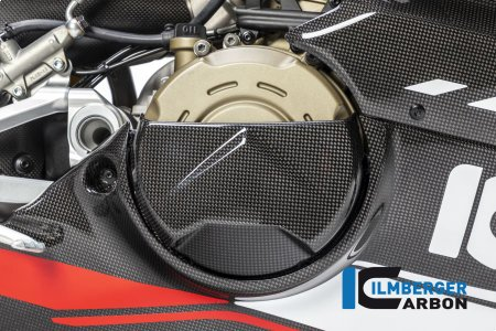Carbon Fiber Clutch Case Cover by Ilmberger Carbon