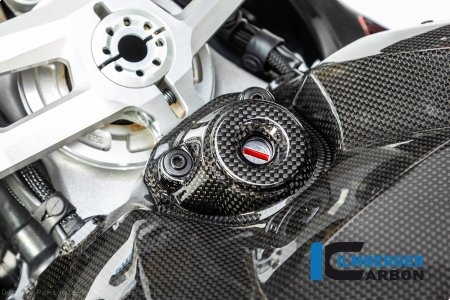 Carbon Fiber Ignition Cover by Ilmberger Carbon Ducati / Panigale V4 Speciale / 2018