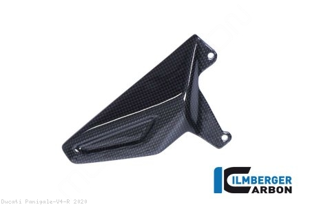 Carbon Fiber Heel Guard by Ilmberger Carbon Ducati / Panigale V4 R / 2020