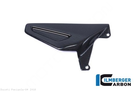 Carbon Fiber Heel Guard by Ilmberger Carbon Ducati / Panigale V4 / 2018
