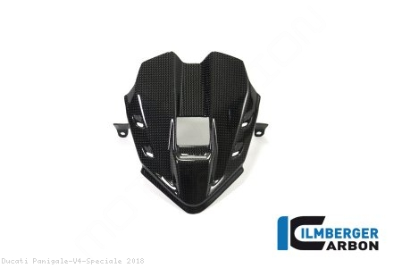 Carbon Fiber Instrument Gauge Cover Kit by Ilmberger Carbon Ducati / Panigale V4 Speciale / 2018