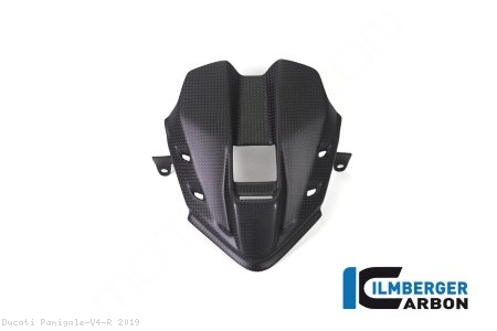 Carbon Fiber Instrument Gauge Cover Kit by Ilmberger Carbon Ducati / Panigale V4 R / 2019